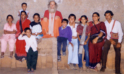 Ananda & Families at Pittalkora