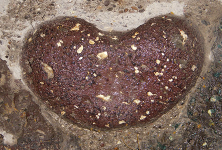 SaHFaces-Hearts/SoftroundedMaroonStone-Heart72.jpg